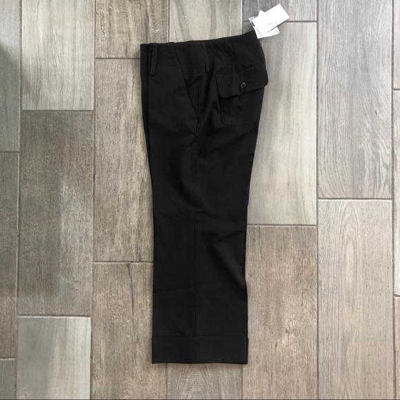Michael Kors Pants - Michael Kors Crop Cuffed Pants